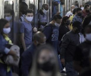 foto: Brasil: 1100 nuevas muertes y casi 39.000 contagios en un día