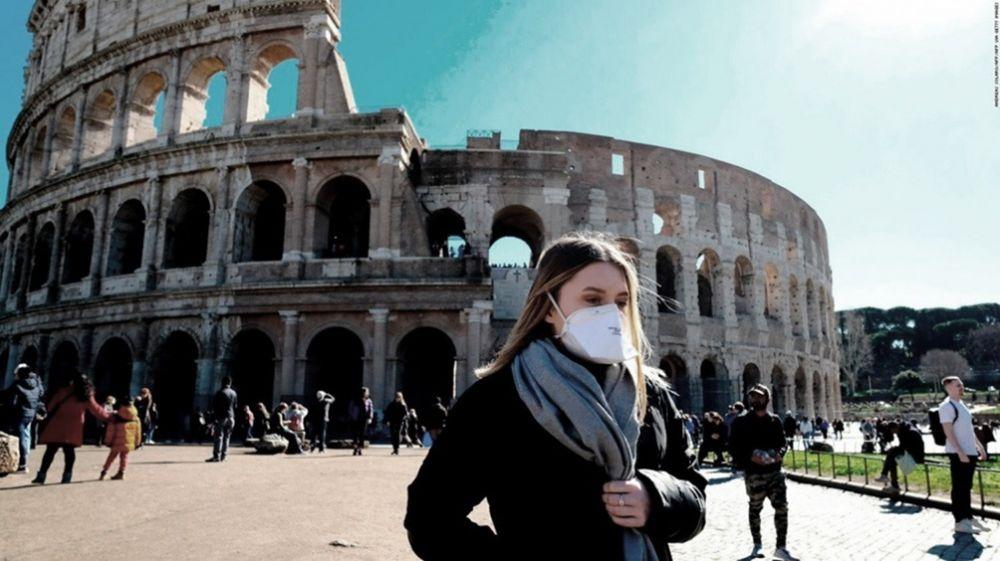 Italia: registran la cifra más baja de muertes desde marzo