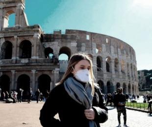 foto: Italia: registran la cifra más baja de muertes desde marzo
