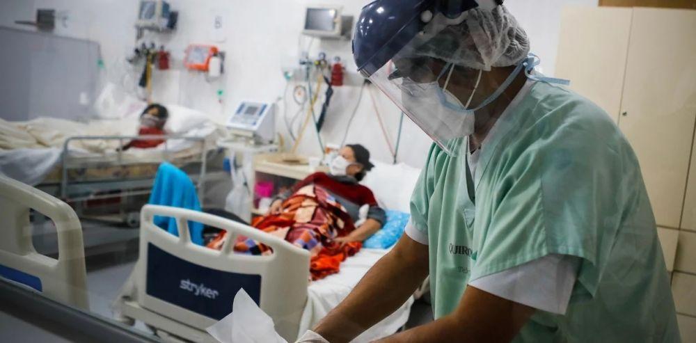 Coronavirus: registran 23 nuevas muertes y 2.401 casos en 24 horas