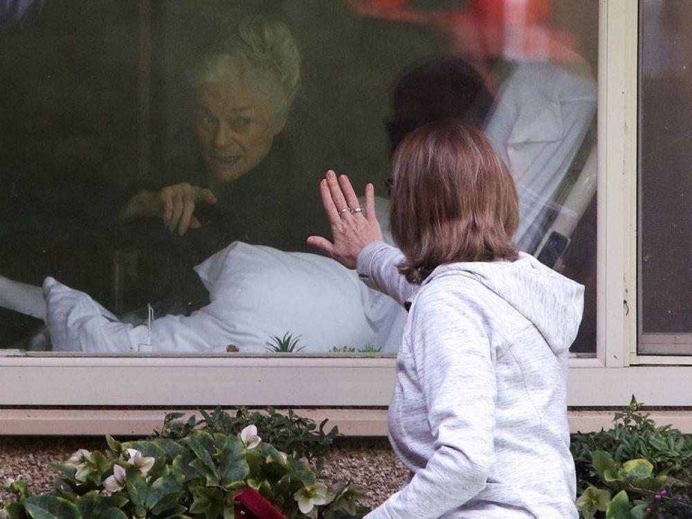 Estados Unidos: 43% de las muertes por COVID-19 fueron en geriátricos