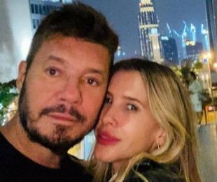 foto: Marcelo Tinelli se separó de Guillermina Valdés
