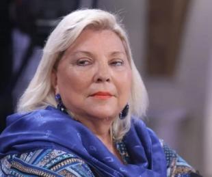 Elisa Carrió criticó a Kicillof por su gestión de la cuarentena