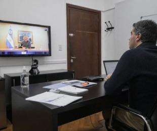 Capitanich anunció que Alberto Fernández visitará el Chaco