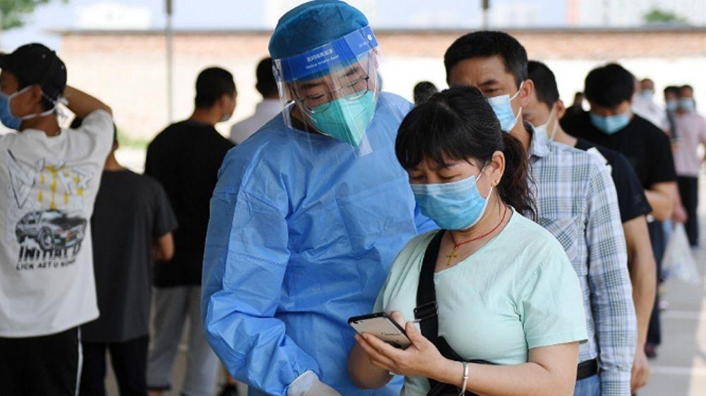 China: encerraron a medio millón de personas por un posible rebrote