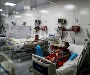 foto: Confirman 26 muertes en 24 horas y los contagios ya son 59.933