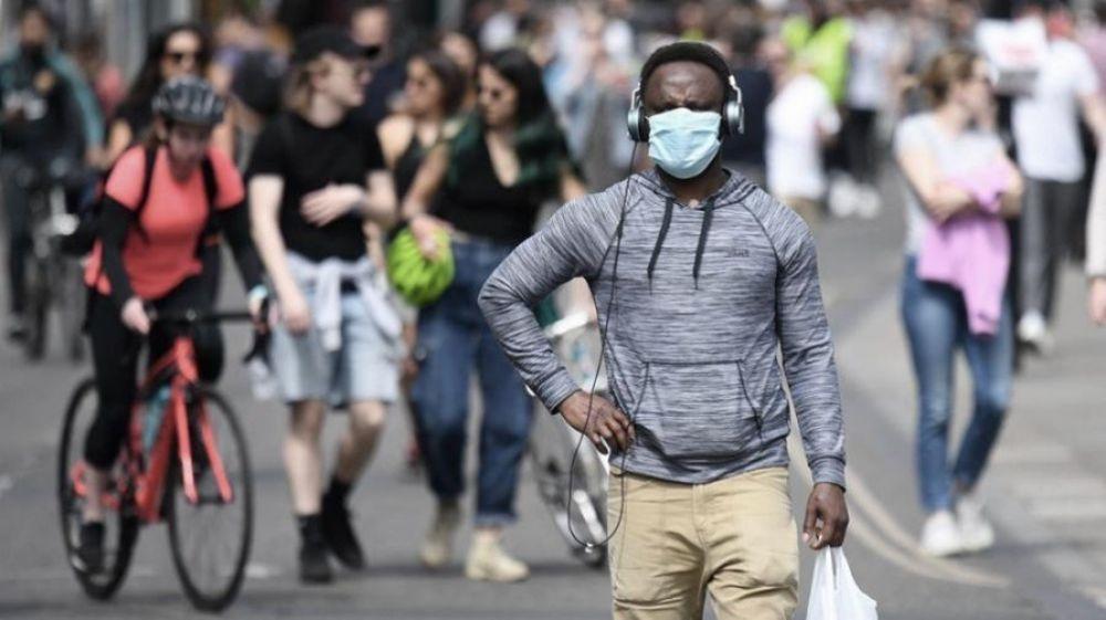Reino Unido: registran 36 muertes en las últimas 24 horas