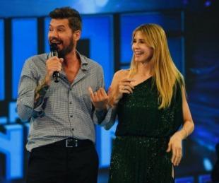 foto: Guillermina Valdés habló de su separación con Marcelo Tinelli