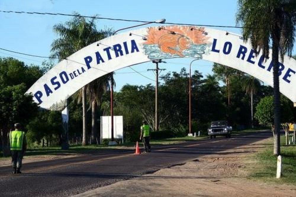 Suspenden permisos de ingresos a propietarios en Paso de la Patria
