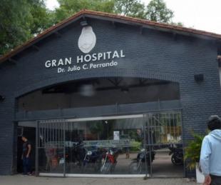 foto: Chaco: investigan misterioso incidente en el Hospital Perrando