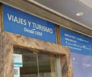 foto: Cerró Eves, la agencia de turismo más antigua del mercado