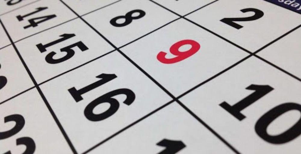 Cuáles son los feriados y los días no laborables de julio