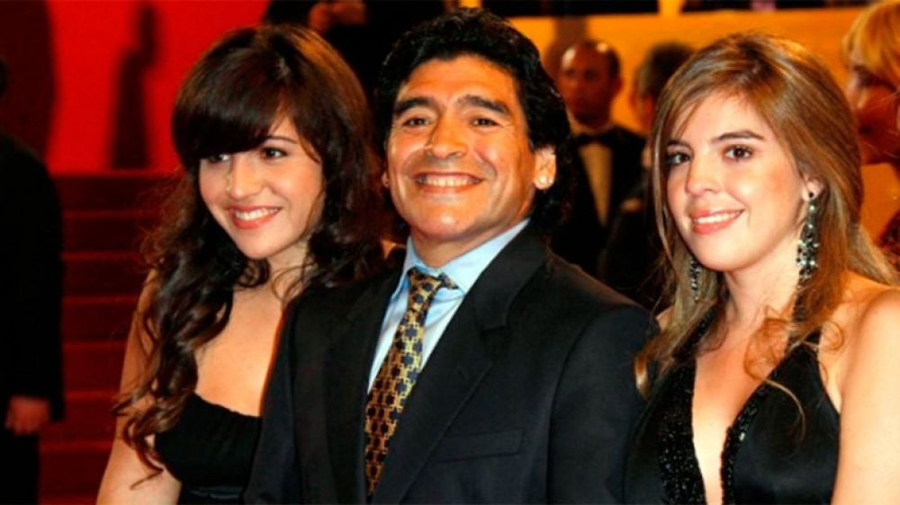 Fuerte audio de Diego Maradona contra Dalma y Gianinna