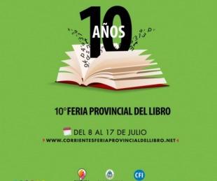 foto: Corrientes lanza la 10° Feria Provincial del Libro