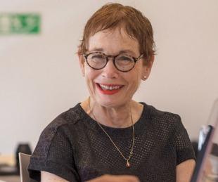 foto: Reconocida periodista de La Nación dio positivo por COVID-19