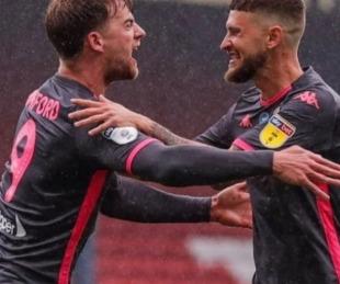 foto: El Leeds de Bielsa volvió a ganar y está cerca del ascenso