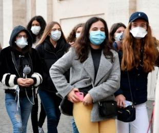 foto: Expertos contradicen a la OMS: el coronavirus se transmite por el aire