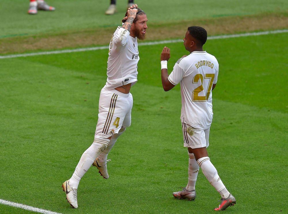 Real Madrid ganó otra vez y sigue como único puntero en España
