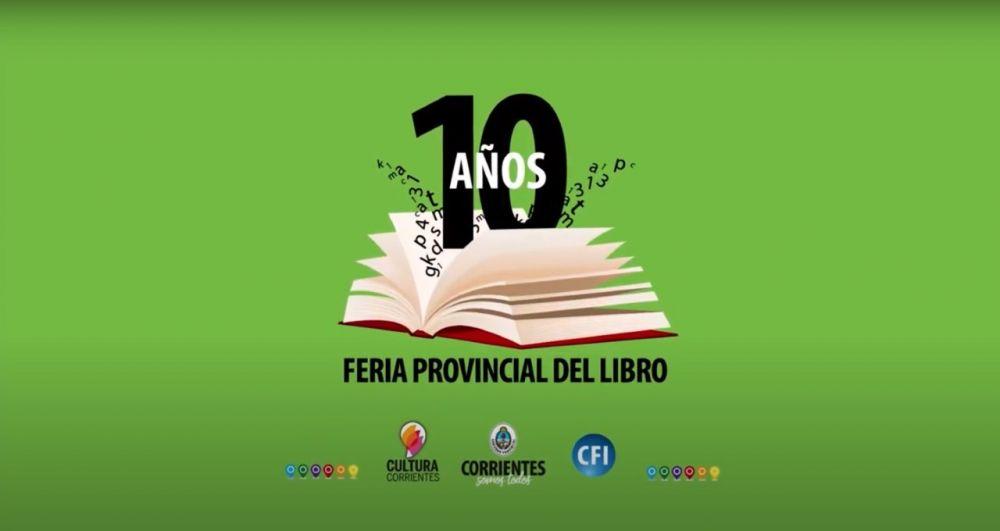 Mirá el cronograma de contenidos de la Feria Provincial de Libro