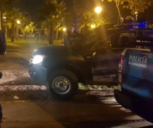 foto: Molina Punta: lo asesinaron de un puntazo tras pelea entre vecinos