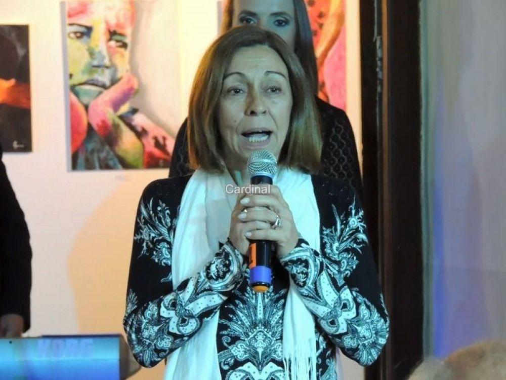 Alejandra Seward: En el STJ los cinco son hombres todavía