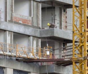 foto: La construcción cayó 48,6% y la industria 26,4% anual en mayo