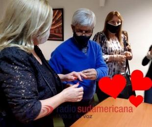 foto: Triunfó el amor en tiempos de pandemia: 23 parejas dieron el Sí