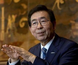 foto: Corea del Sur: encuentran muerto al alcalde de Seúl