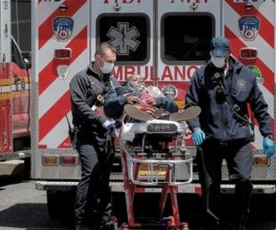 foto: Desbordado, Estados Unidos supera los 3 millones de casos de COVID-19