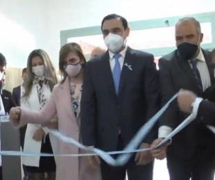 foto: Se inaugura el Hospital de Campaña para pacientes de COVID-19, con 1.000 camas disponibles