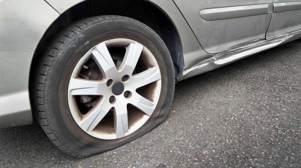 Pinchó más de 1000 ruedas para encontrar pareja, pero terminó preso