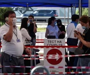 foto: La OMS se pronunció tras aparición de una neumonía letal en Kazajistán