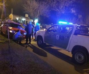 foto: Tras breve persecución, demoraron a conductor alcoholizado
