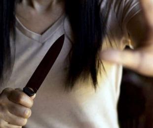 foto: Le dieron el alta al hombre que fue apuñalado y baleado por su pareja