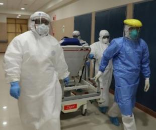 foto: Se superaron los 100 mil contagios desde el inicio de la pandemia