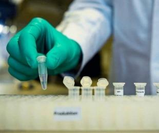 foto: Daniel Gollán adelantó que habrá más pruebas con otras vacunas
