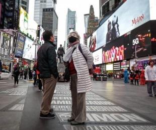 foto: Nueva York registra su primer día sin muertos desde el inicio de la pandemia