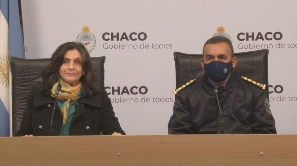 Chaco: Renunció la cúpula policial por desacuerdos con el Ejecutivo