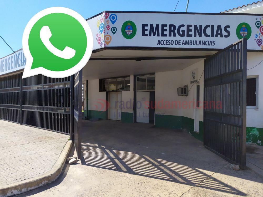 Los números de WhatsApp para sacar turnos en el Hospital Escuela