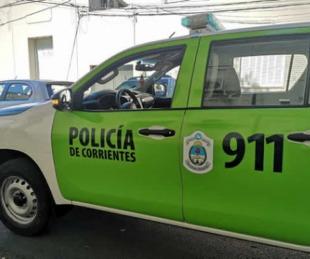 foto: Robaron en casa de policías y se llevaron armas y una moto
