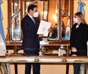 foto: Asumió Alejandra Moncada en la Dirección de Enseñanza Privada