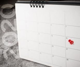 foto: Luego del fin de semana largo: ¿cuándo es el próximo feriado?