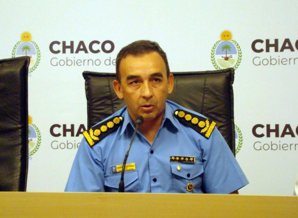 Mi renuncia no es indeclinable, pero hay que reintegrar a policías