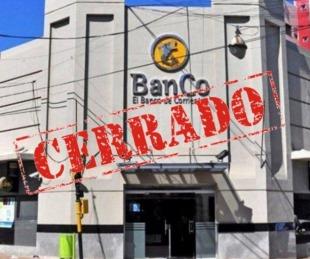 foto: Por el feriado provincial, no habrá actividad bancaria en Corrientes