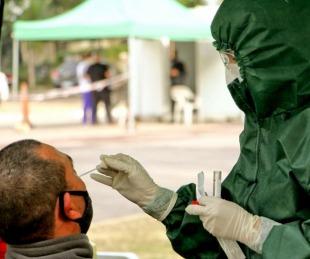 foto: Corrientes: analizan cobrar los hisopados en zona de frontera