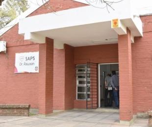 foto: Tassano reinauguró el laboratorio de la SAPS del San Gerónimo