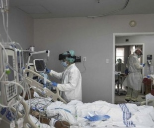 foto: Argentina: se registraron 16 nuevas muertes y suman 2506 las víctimas