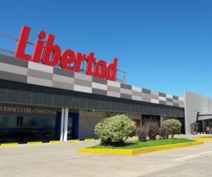foto: Cerraron el Hipermercado Libertad por casos positivos de covid-19