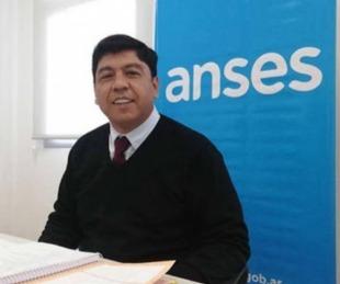 foto: En Jujuy, el titular de la Anses pidió cobrar el IFE
