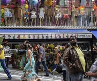 foto: Brasil: perdieron más de un millón de empleos durante la pandemia